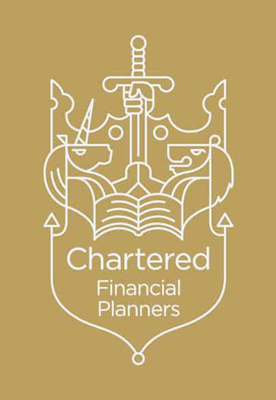 Gold-Standard-Chartered-Financial-Planners-Logo awarded to Advanta Wealth
