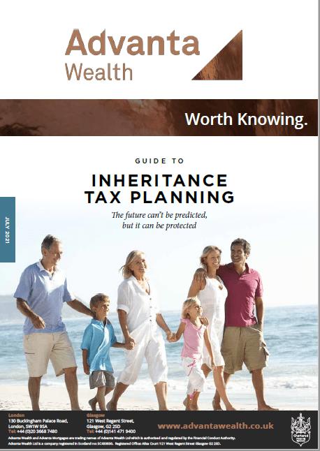 Advanta Wealth Inheritance Tax Guide 2021